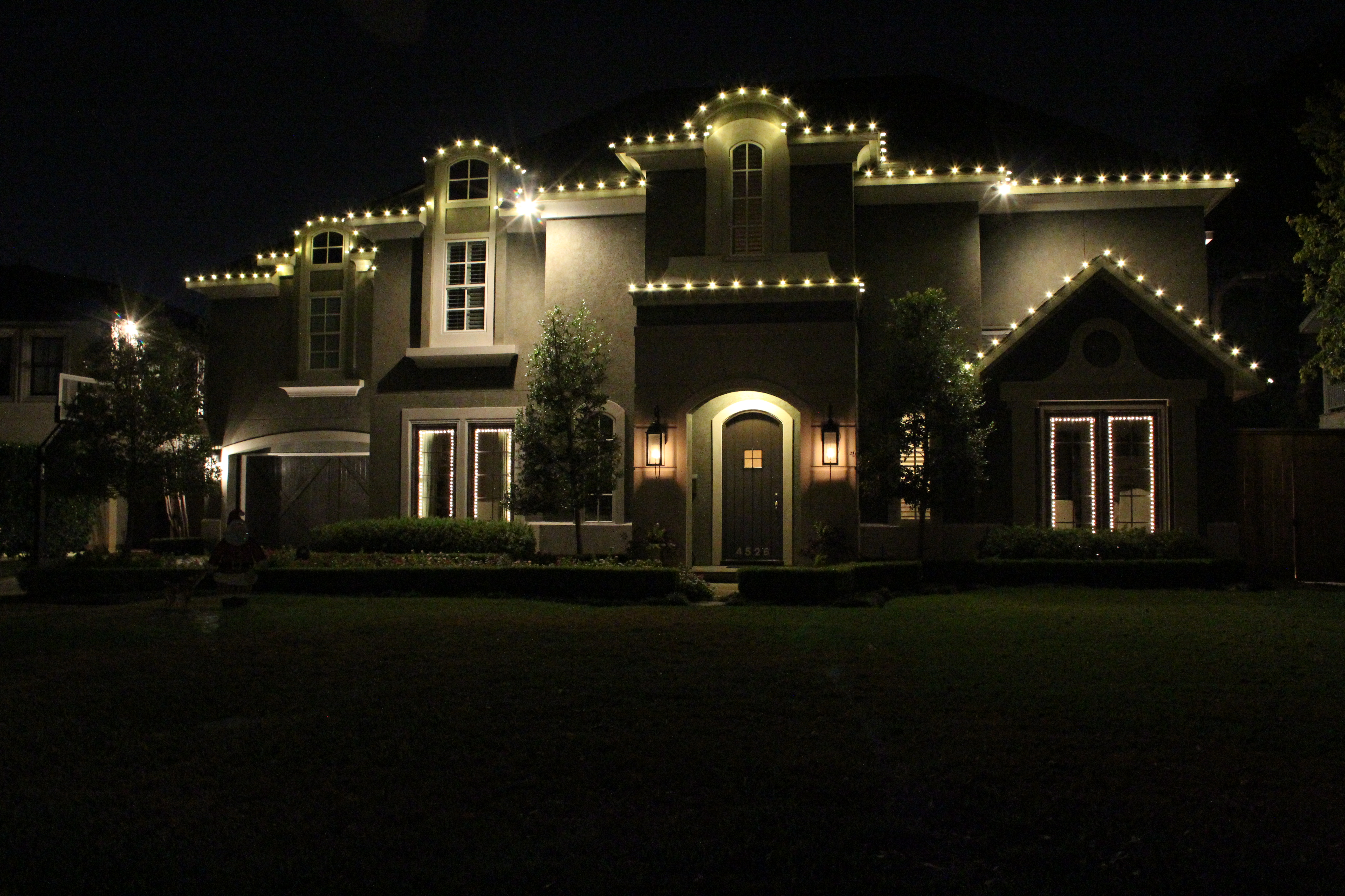 how no fuss lights prices your christmas light display installation no fuss lights christmas light installation in houston tx