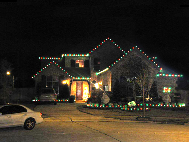 Link to Christmas Light Installation Photo Gallery